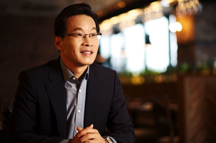 New Han Sung Motor Vice President of Sales and Marketing Han Jong-moon / Courtesy of Han Sung Motor