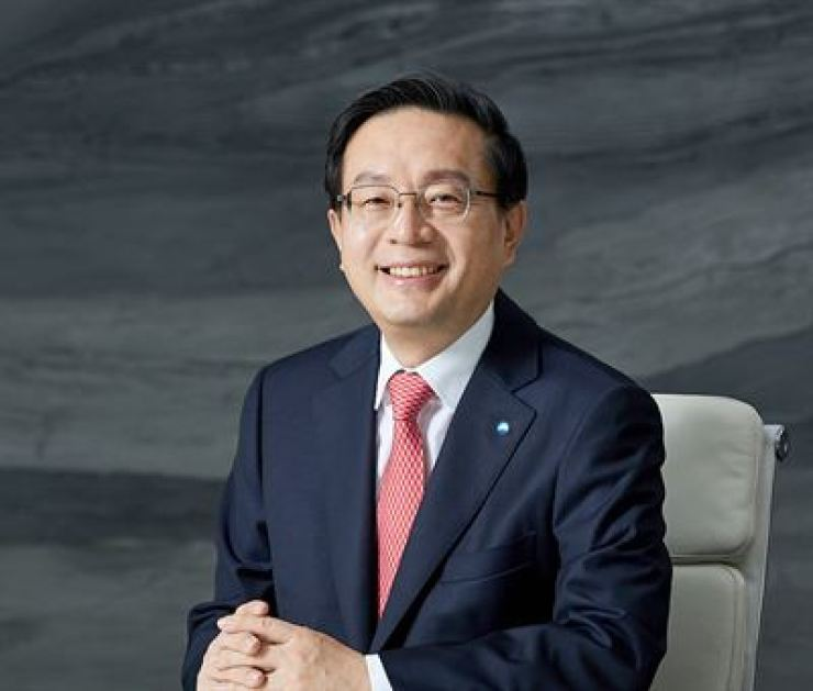 Woori Financial Group Chairman Sohn Tae-seung / Courtesy of Woori Financial Group