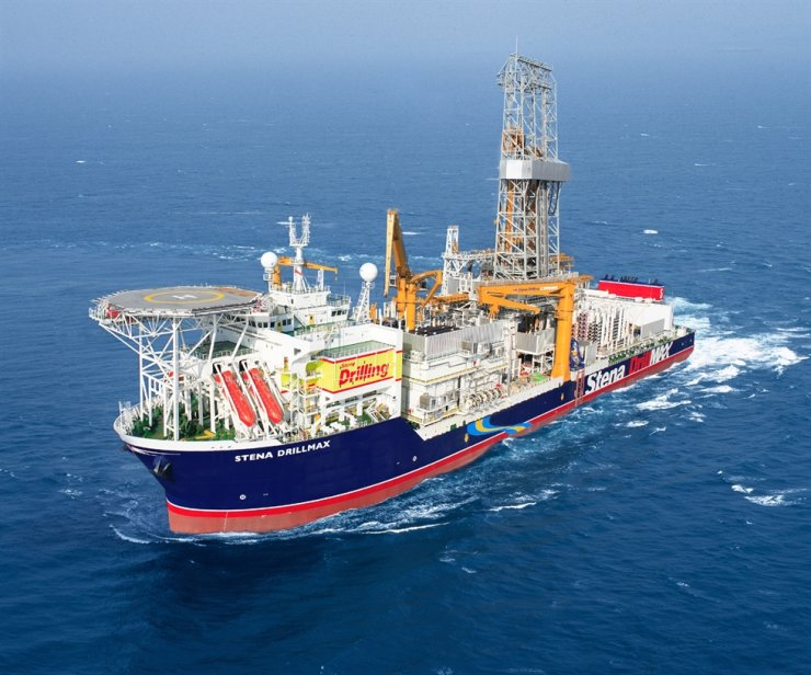 A drillship built by Samsung Heavy Industries / Courtesy of Samsung Heavy Industries