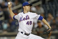 Astros' Verlander, Mets' deGrom win 2nd Cy Young Awards