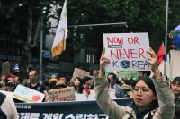 'Contemporary Rebellions' podcast explores Korean activism