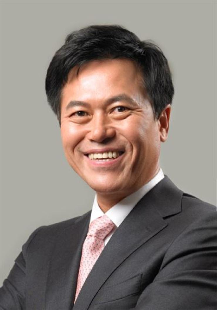SK Broadband CEO Park Jung-ho
