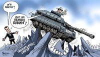 Macron on NATO