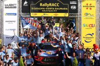 Hyundai Motorsport wins first-ever WRC manufacturers' title