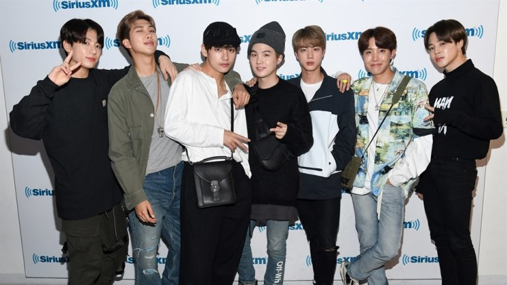 No exemption: BTS members to get their marching orders. GETTY IMAGES