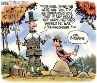 Thanksgiving OK boomer