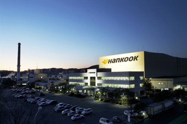 A Hankook Tire & Technology plant in South Chungcheong Province / Courtesy of Hankook Tire & Technology