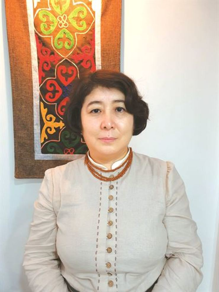 DINARA KEMELOVA