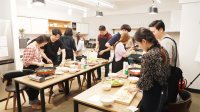 'Social dining' program seeks meaningful use of shared kitchens