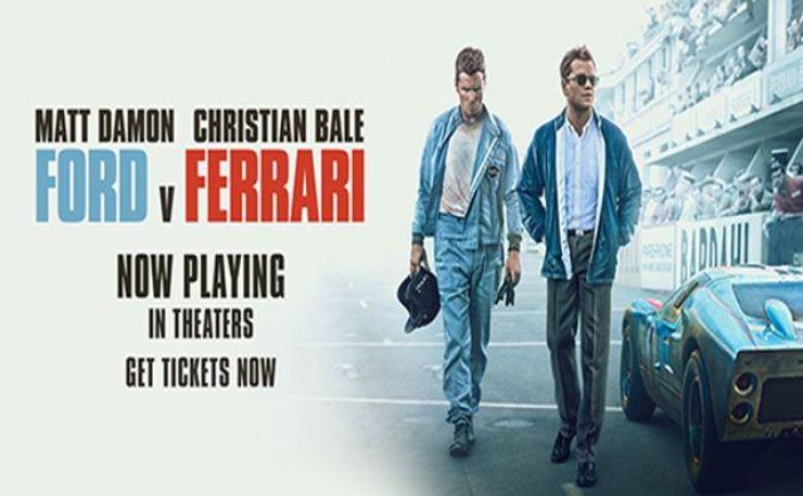 Ford V Ferrari Popularity Steadily Accelerates