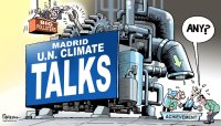 Climate talks failure