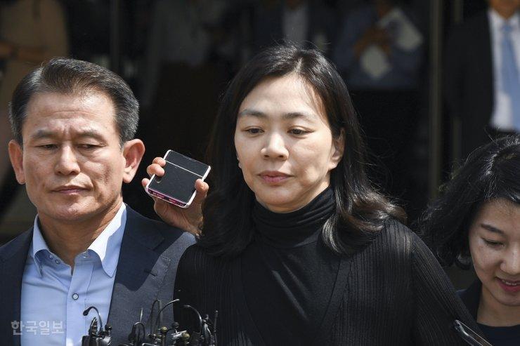 Cho Hyun-ah / Korea Times file