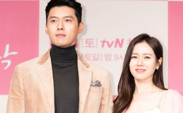 Hyun Bin and Son Ye-jin feature in the upcoming rom-com drama 'Crash Landing on You.' Courtesy of tvN