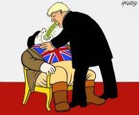 Winner Boris Johnson