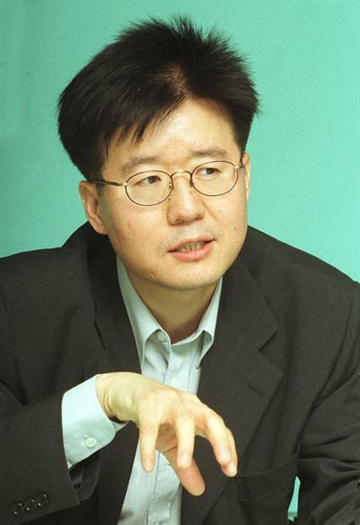 Joo Chul-hwan, a former TV director and now an Ajou University professor. /Korea Times file