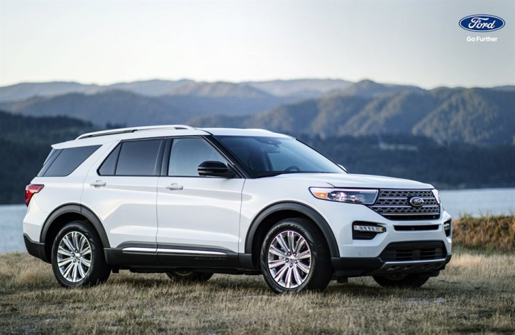 The new Ford Explorer / Courtesy of Ford Korea