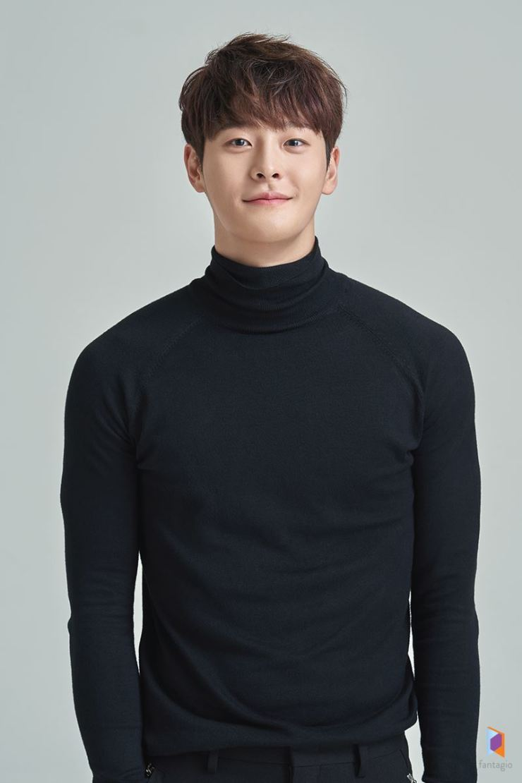 Actor Cha In-ha/ Courtesy of Fantagio Corp.