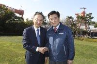 KT, Hyundai Heavy will bring 5G to shipbuilding
