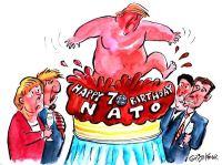 Happy Birthday NATO