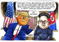 Kim Jong-un has more tests for Trump
