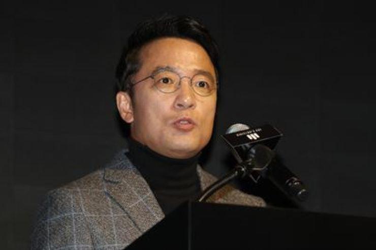 NCSOFT CEO Kim Taek-jin
