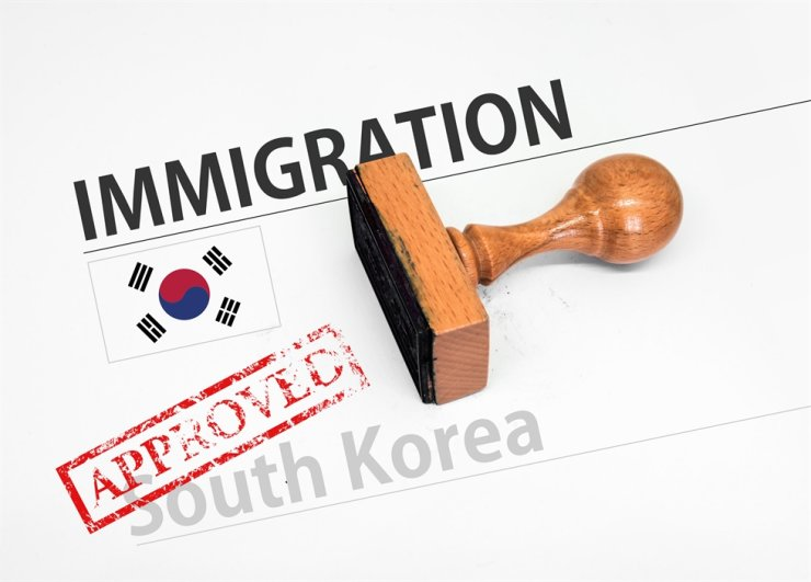 The government said it will permit illegal aliens to re-enter Korea if they voluntarily leave the country by next June. Gettyimagesbank