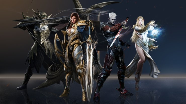 An image of NCSOFT's mobile game 'Lineage 2M' / Courtesy of NCSOFT
