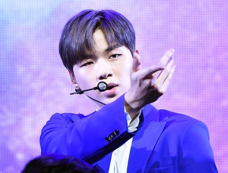 K-pop star Kang Daniel has had a legal dispute with his former agency LM Entertainment. Korea Times file