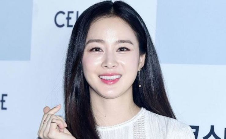 Actress Kim Tae-hee. Korea Times file