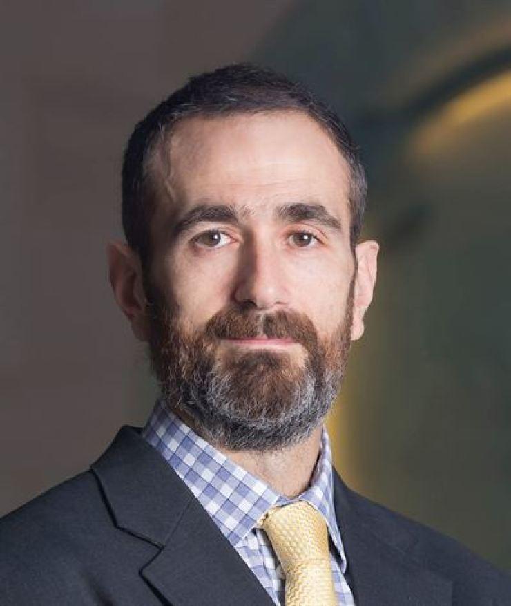 Standard & Poor's Global Ratings Asia-Pacific chief economist Shaun Roache