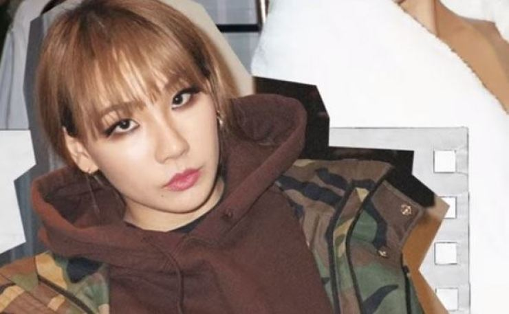 K-pop star CL will return on Dec. 4. Capture from YouTube account 'CL'