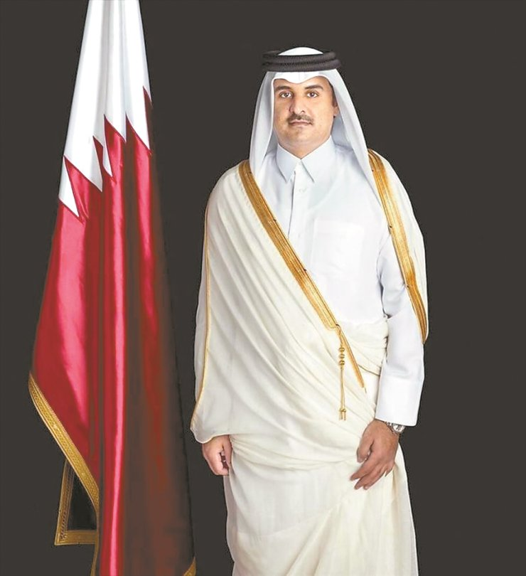 His Highness The Amir Sheikh Tamim Bin Hamad Al Thani