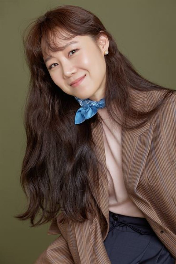 Actress Kong Hyo-jin starred recently in the romantic comedy series 'When the Camellia Blooms,' which ended with its highest viewership at 23.8 percent. Courtesy of Management SOOP