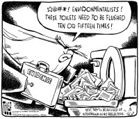 Hate environmentalists
