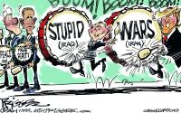 'Stupid wars'