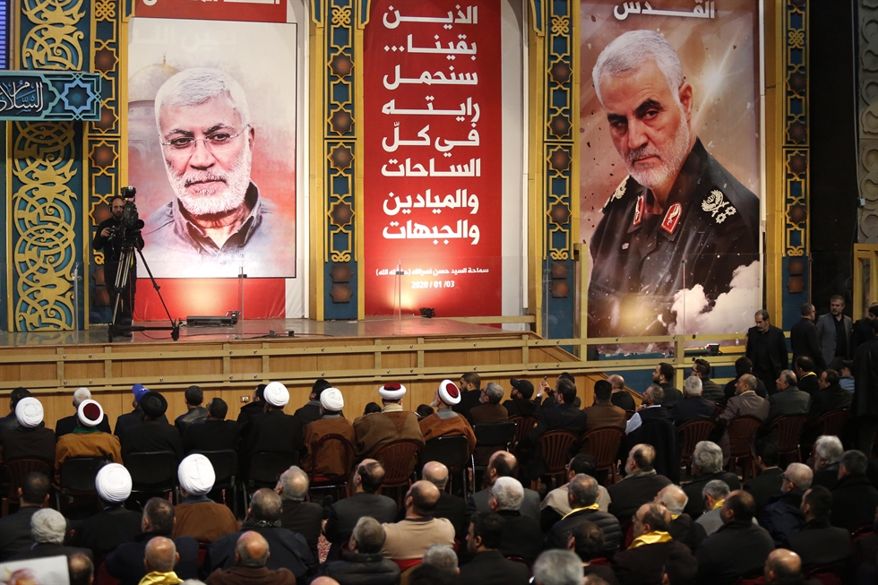 Tensions soaring between U.S. President Donald Trump and Iranian President Hassan Rouhani. (AP/Reuters)