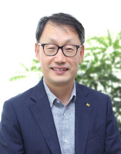 SK Telecom CEO Park Jung-ho