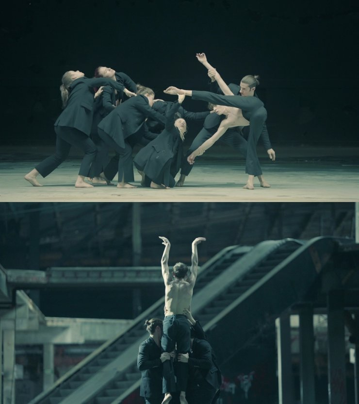 'Black Swan' / Courtesy of Big Hit Entertainment