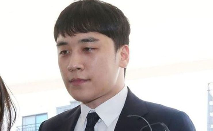 The prosecution has requested an arrest warrant for former BIGBANG star Seungri. Yonhap