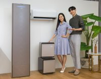 New 'wind-free' air conditioners