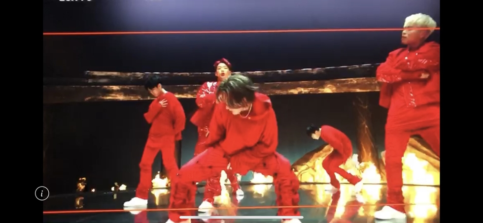 K-pop's iKON. Courtesy of YG Entertainment