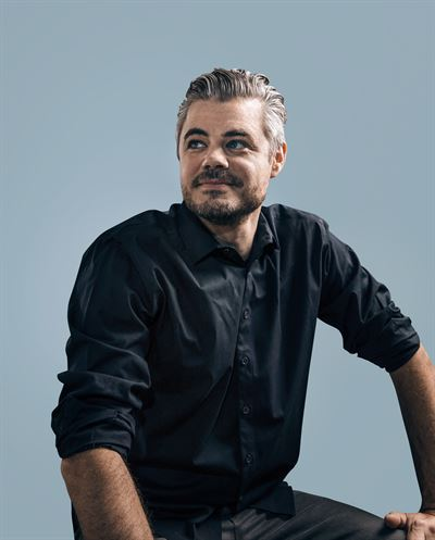 Scott Harrison, CEO and founder of the non-profit organization, Charity: water, established his charity after seeking a more worthwhile path in life after working as a nightclub promoter. Courtesy of Charity: water