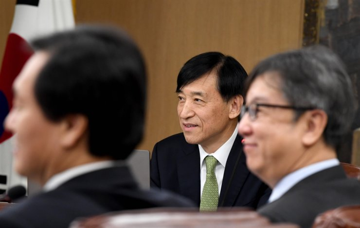 Bank of Korea Governor Lee Ju-yeol / Yonhap
