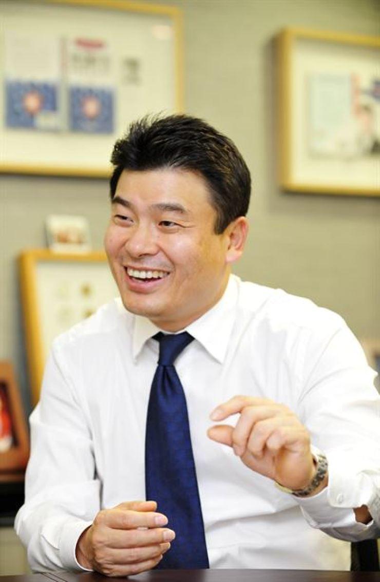 Shinhan DS CEO Sunny Yi