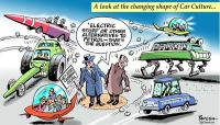Changing car culture