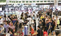 Airports struggling with manpower shortage
