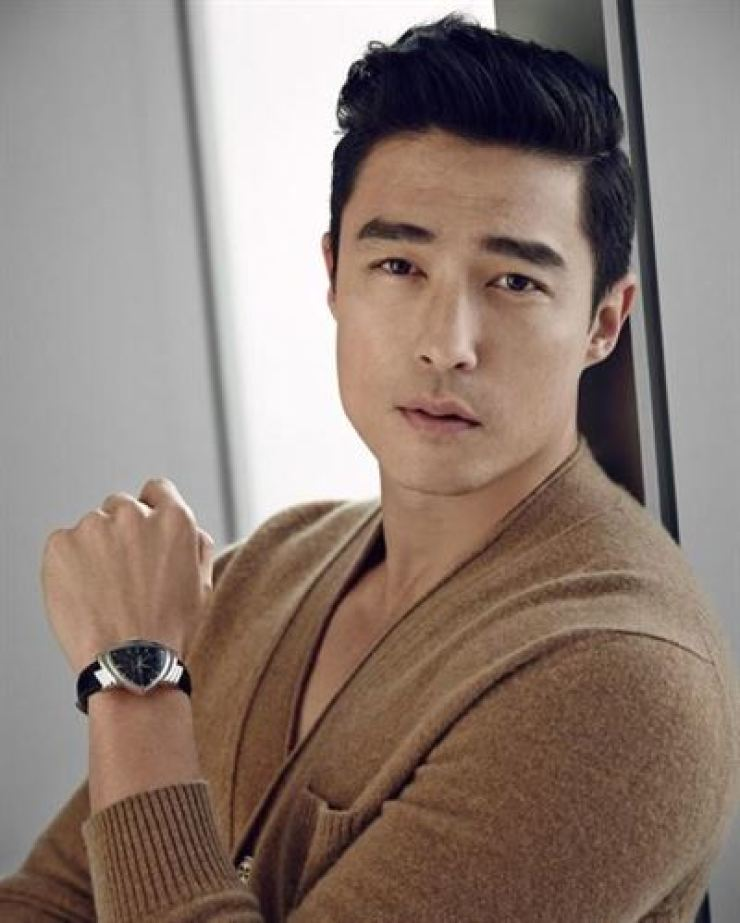 Korean American actor Daniel Henney / Korea Times file
