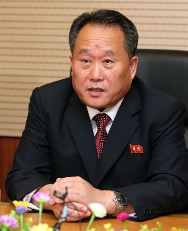 Ri Son-gwon