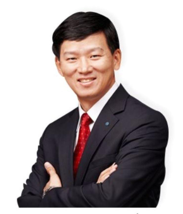 Korean Re CEO Won Jong-gyu