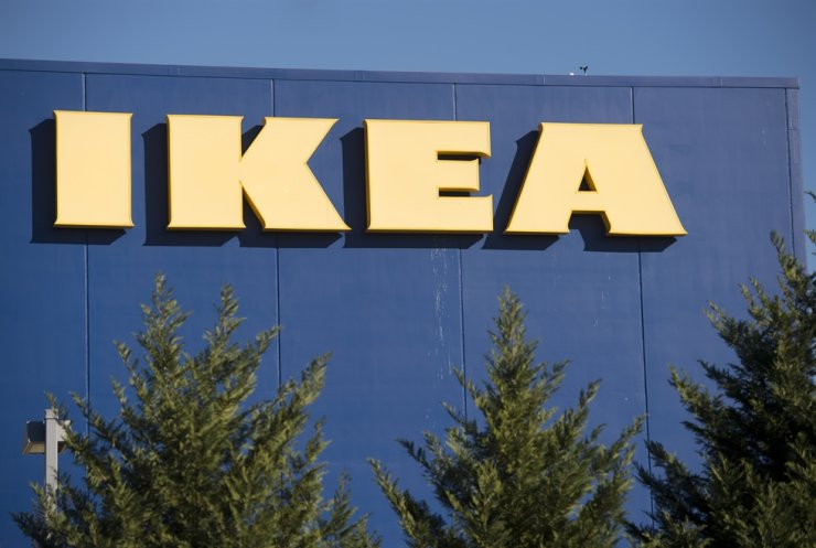IKEA Korea has opened its third outlet in Giheung, Dec. 12, 2019. Concerns are raising that the entrance of IKEA Giheung can kill the small business in the region and cause extreme traffic jam there./ Yonhap